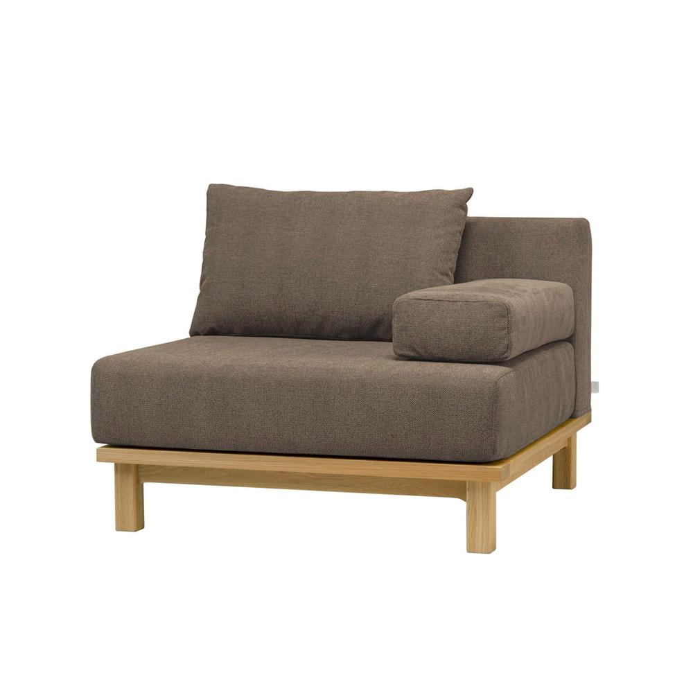 rect. unit sofa 1seater