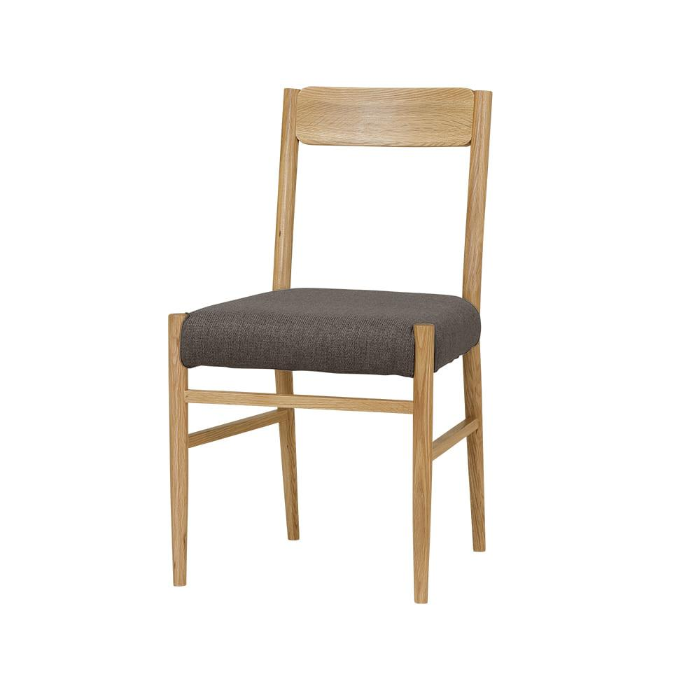 STAY DINING SERIES dining chair / ステイダイニングシリーズ ダイニングチェア(ダークグレー)