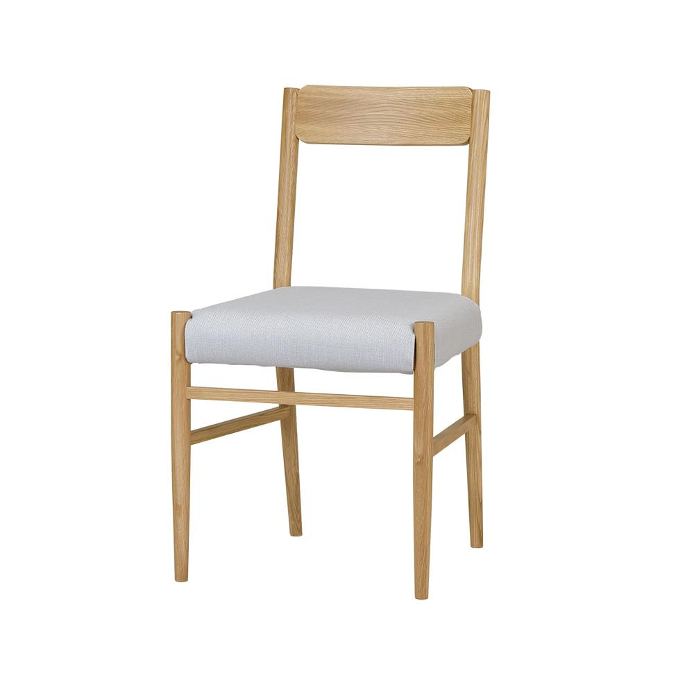 STAY DINING SERIES dining chair / ステイダイニングシリーズ ダイニングチェア(グレーホワイト)