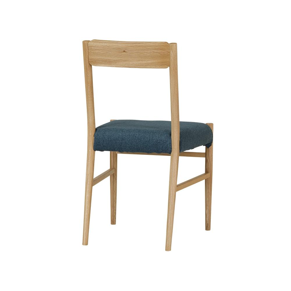 STAY DINING SERIES dining chair / ステイダイニングシリーズ ダイニングチェア(ネイビー(背面))