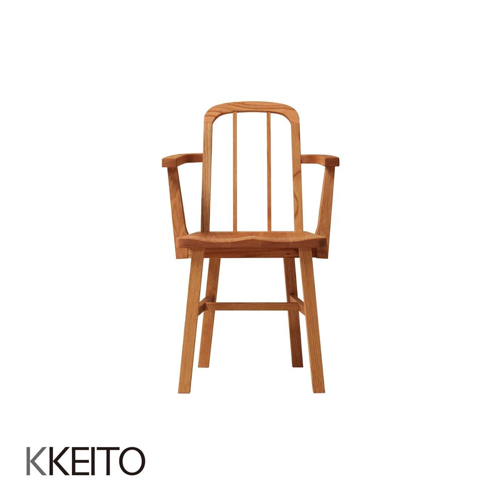 KKEITO ダイニング アームチェア / dining arm chair()